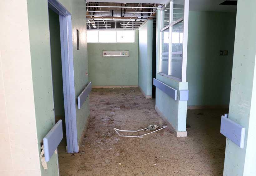 Podrían revivir al hospital de San Agustín Loxicha, Oaxaca
