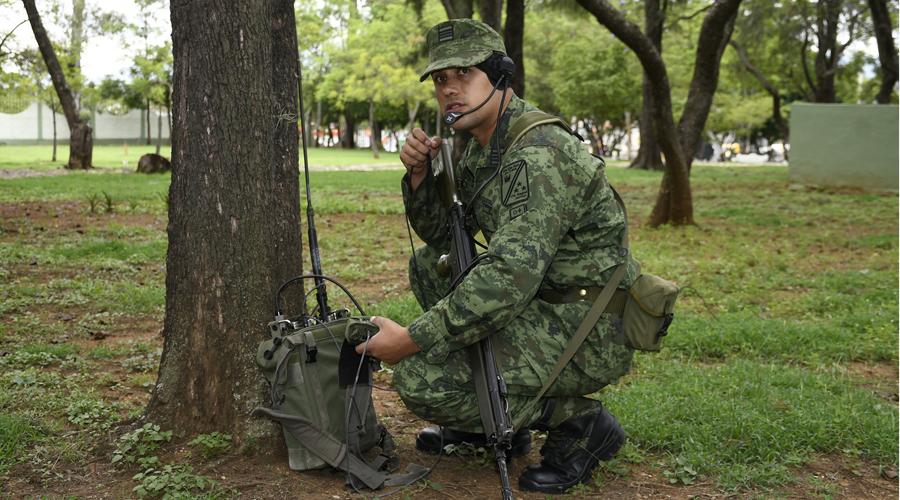 Militares de la 28 Zona Militar, ejemplo de paternidad