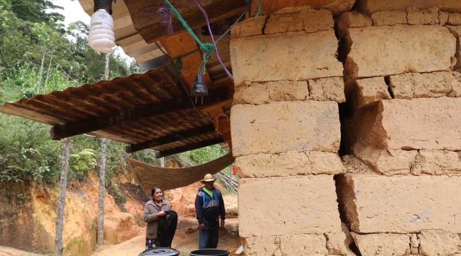 Incrementan en Oaxaca corrupción y pobreza riesgo de desastres naturales