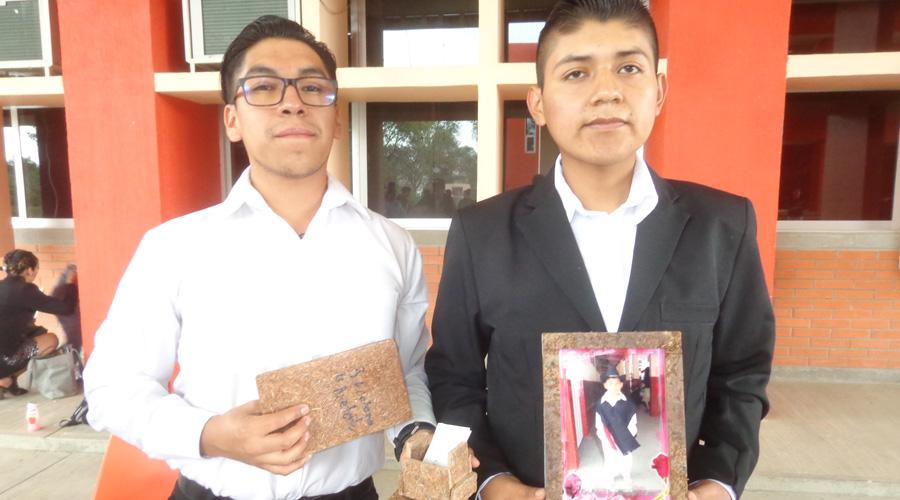 Estudiantes de la Mixteca, pretenden  reducir la contaminación