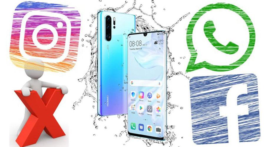 Facebook no se podrá preinstalar en los nuevos smartphones Huawei | El Imparcial de Oaxaca