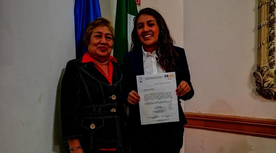 ¡Mariana  se gradúa! | El Imparcial de Oaxaca