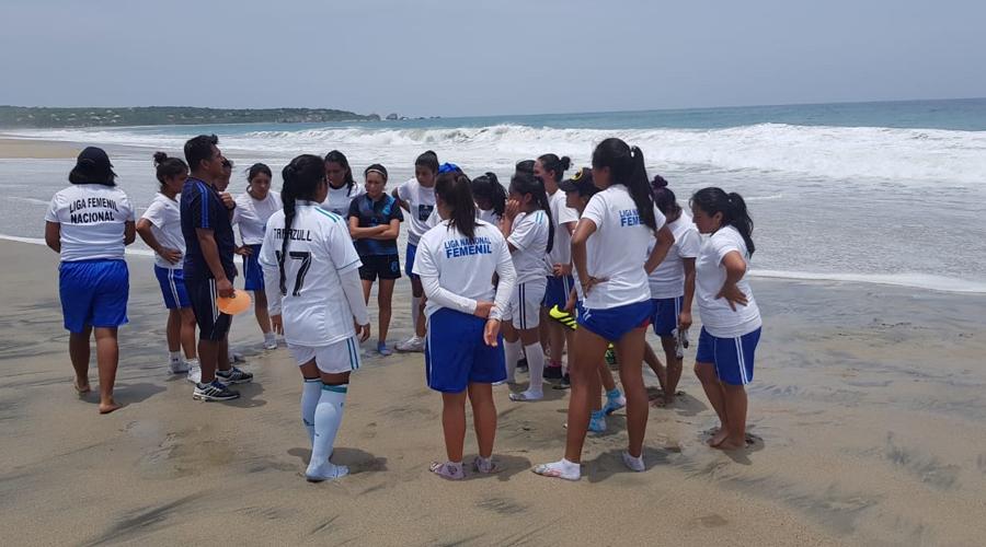 Tamazull va por Oaxaca en el Torneo Nacional de la Liga femenil