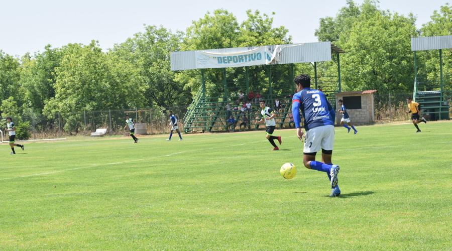 Juegan semifinales en la Liga de Futbol Mayor A Oaxaca