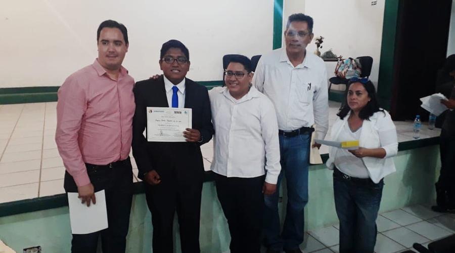 Gana joven de Pinotepa Nacional  concurso de oratoria | El Imparcial de Oaxaca