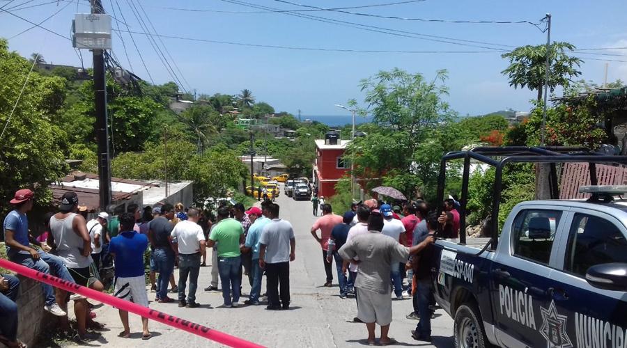 Incrementa la inseguridad para taxistas del Istmo | El Imparcial de Oaxaca