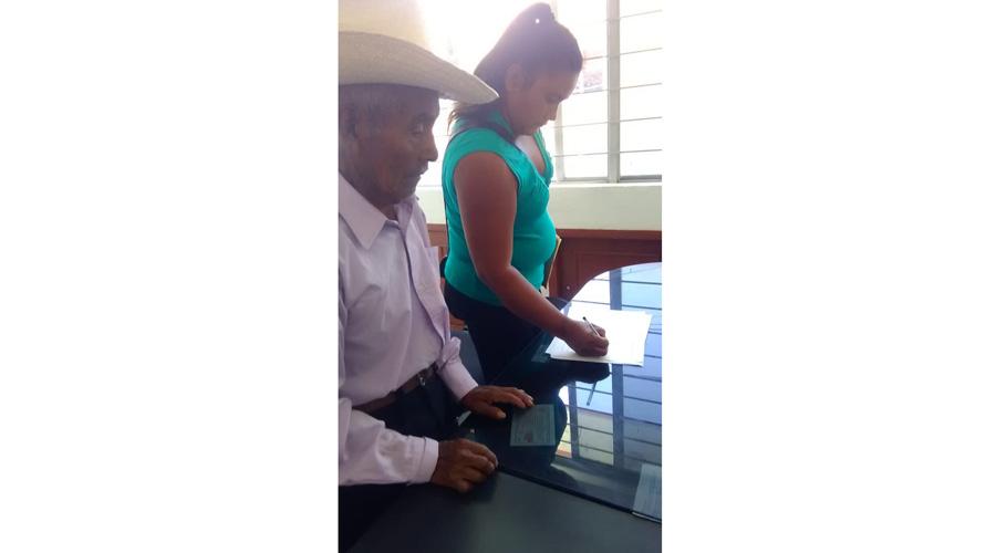 Inicia proceso de pago  a extrabajadores del  municipio de Tezoatlán | El Imparcial de Oaxaca