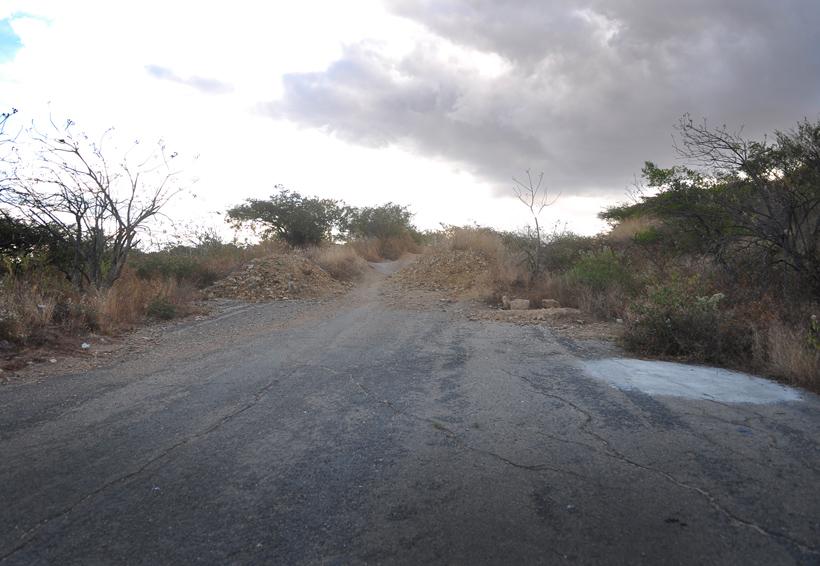 Sin avances  proyectos de libramientos en Oaxaca