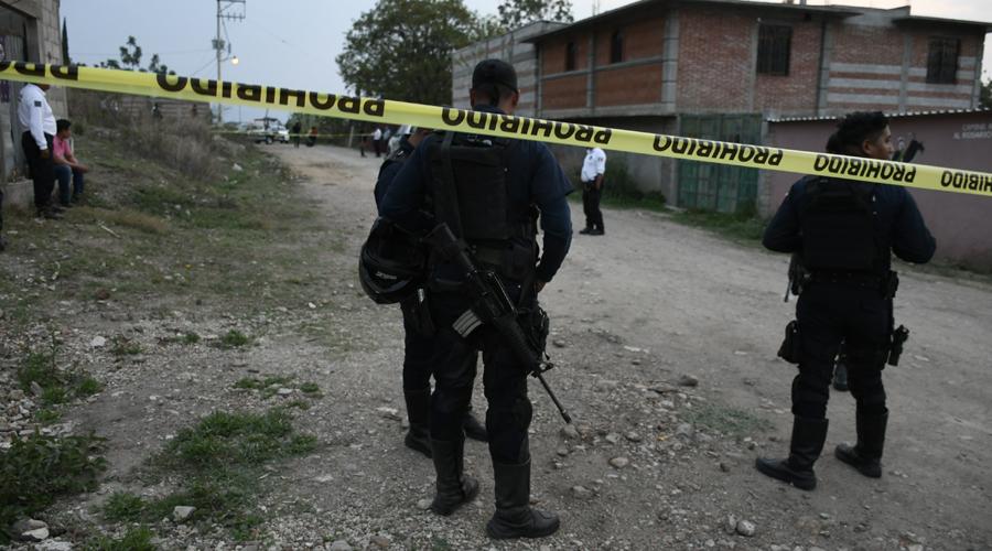 Mayo, el más violento del año en Oaxaca | El Imparcial de Oaxaca