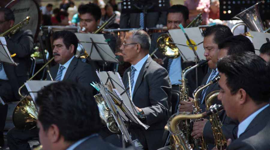 La Banda de Música del Estado de Oaxaca cumple 151 años de vida