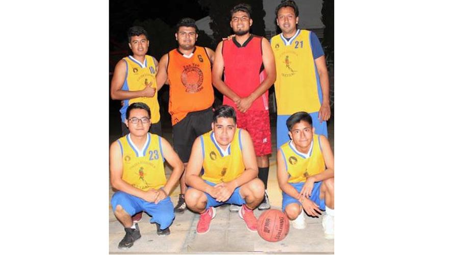 Gana Lobos en la categoría Segunda Fuerza de la Liga Municipal de Basquetbol | El Imparcial de Oaxaca