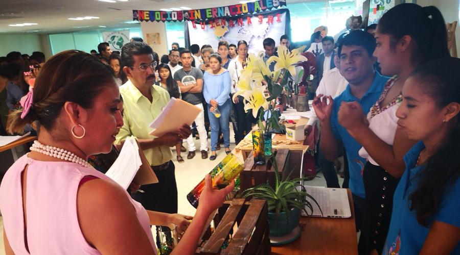Inauguran feria de proyectos en Pochutla   El Imparcial de Oaxaca