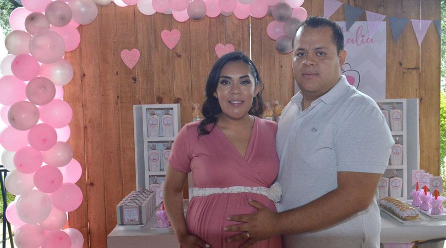 Baby Shower de Cristel