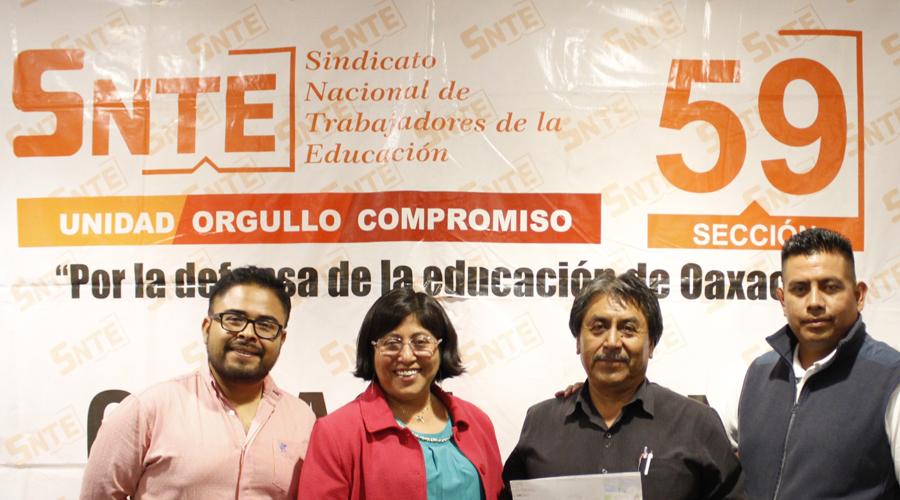 Analiza S-59 de Oaxaca, nuevo modelo educativo   El Imparcial de Oaxaca
