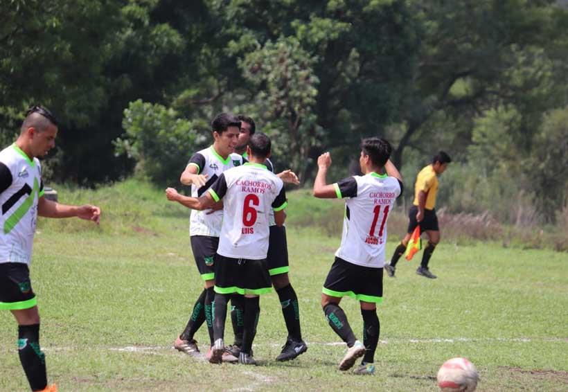 Sigue la pelea en la Liga de Futbol Mayor A Oaxaca