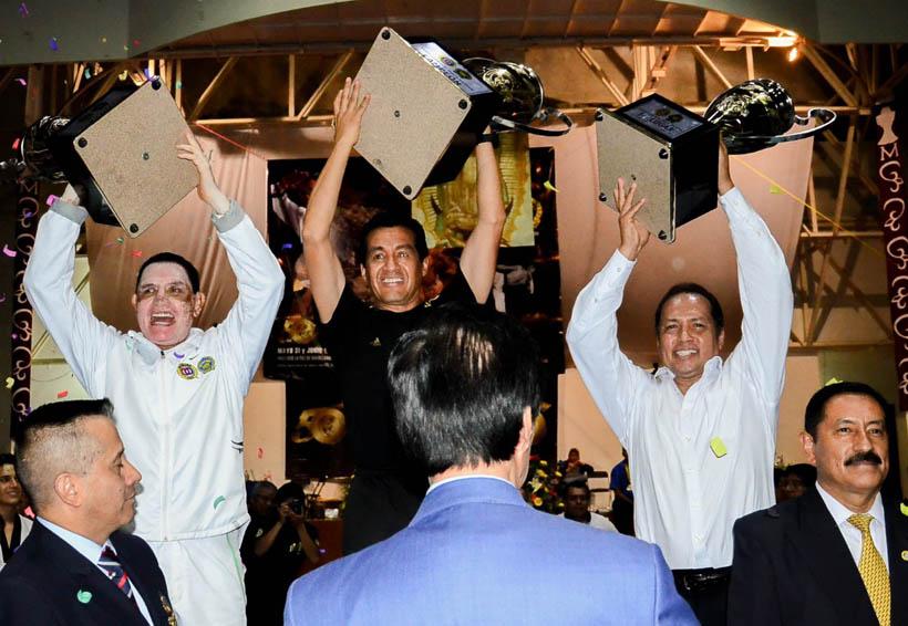 Oaxaqueños brillan en la Copa G. M. Dai Won Moon
