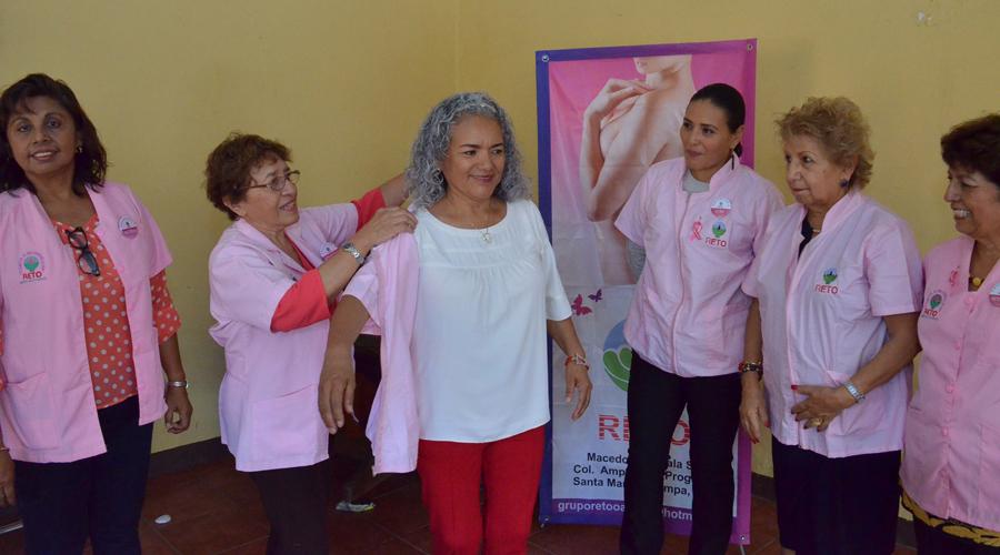 Bienvenidas,  nuevas voluntarias a  Grupo RETO