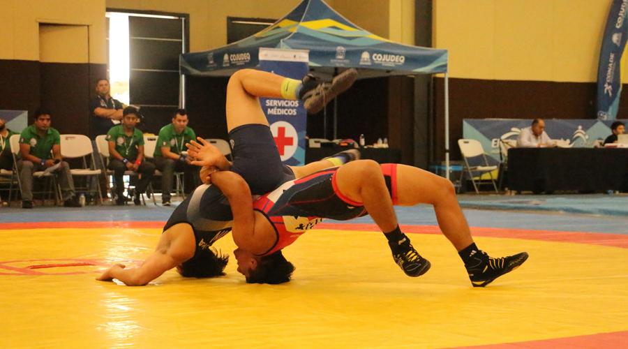 El recuento del botín en la Olimpiada Nacional y Nacional Juvenil