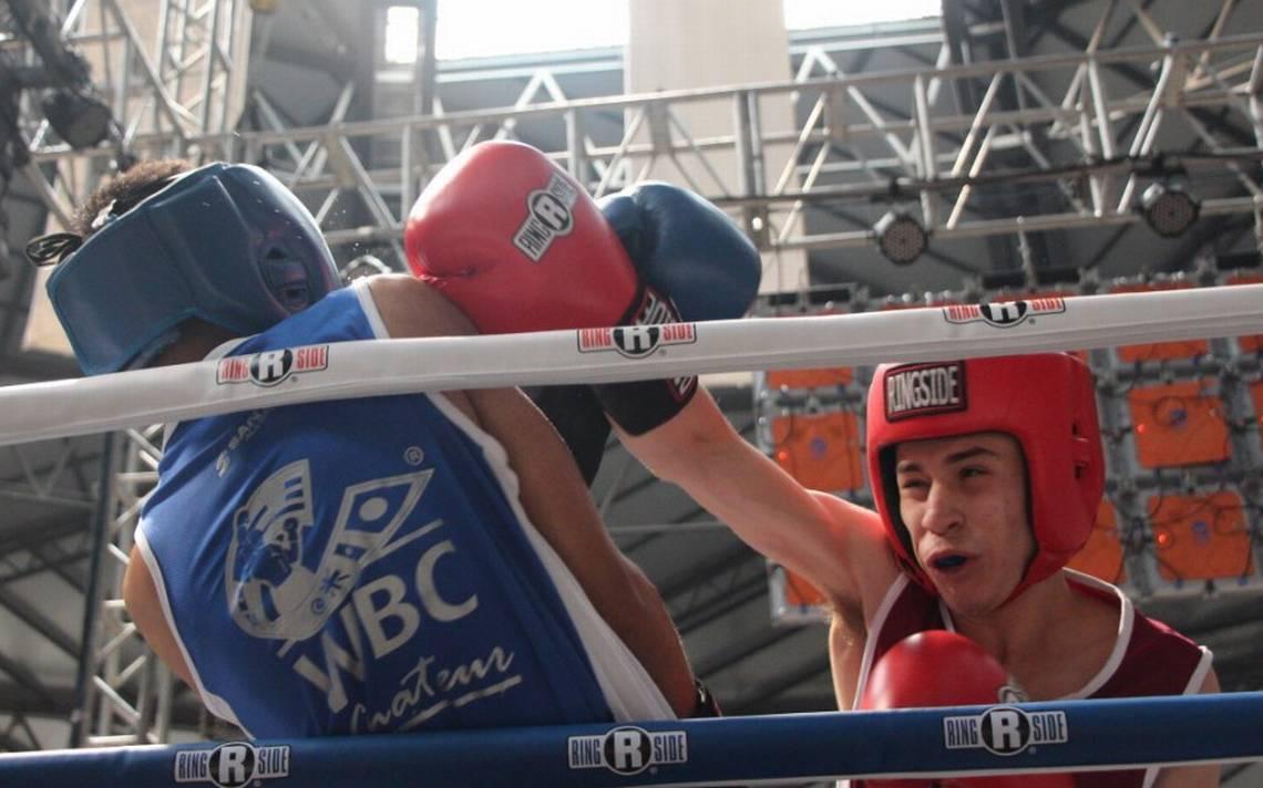 Levantan oaxaqueños el puño en The Boxing Golden Gloves