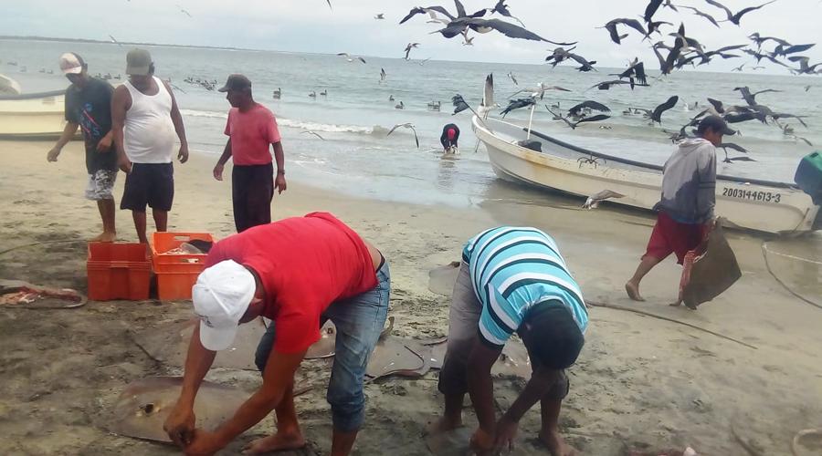 Pescadores ribereños buscan apoyo del gobierno de Oaxaca | El Imparcial de Oaxaca