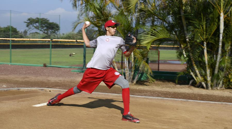 José Ignacio Rodríguez rumbo al éxito con los Dodgers de Los Ángeles, California