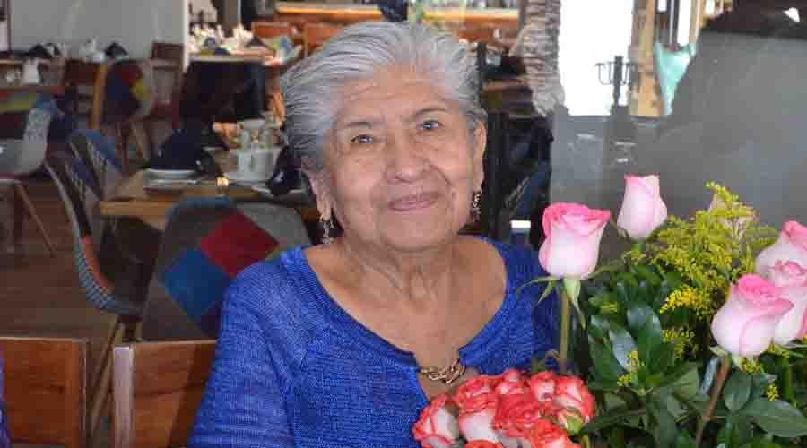 ¡Feliz cumple, Rosa María!