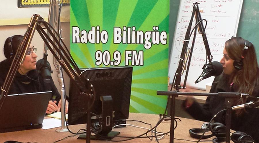 Radio bilingüe, la primera emisora comunitaria cultural en los Estados Unidos
