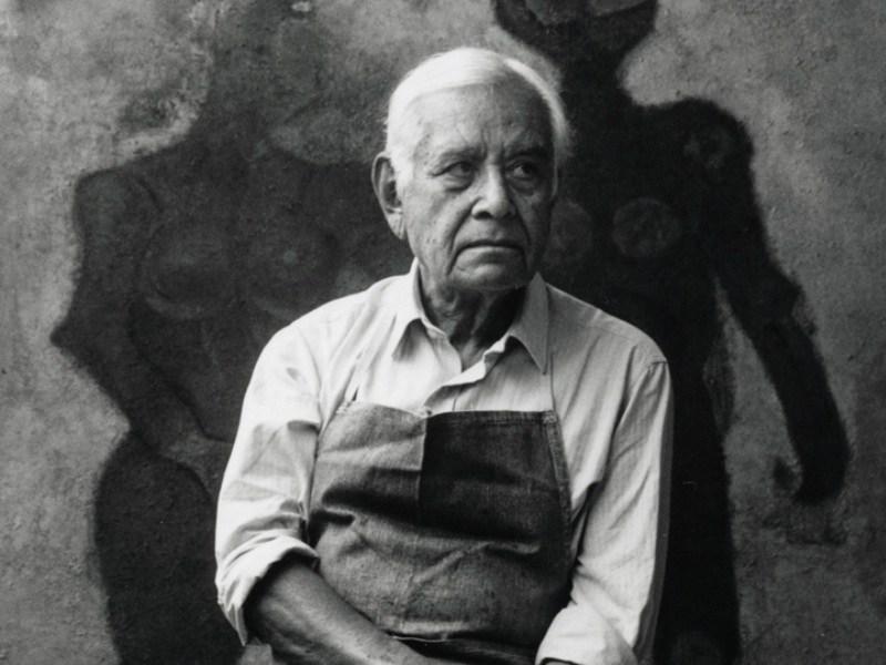Tamayo, el muralista olvidado: en su aniversario luctuoso | El Imparcial de Oaxaca