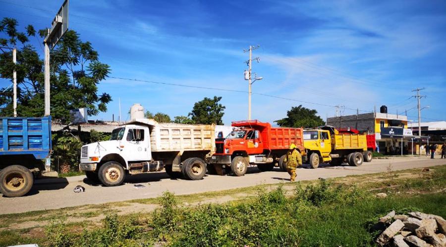 Una víctima deja enfrentamiento entre contratistas en la capital de Oaxaca | El Imparcial de Oaxaca