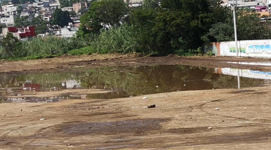 Se inunda el  nuevo playón | El Imparcial de Oaxaca