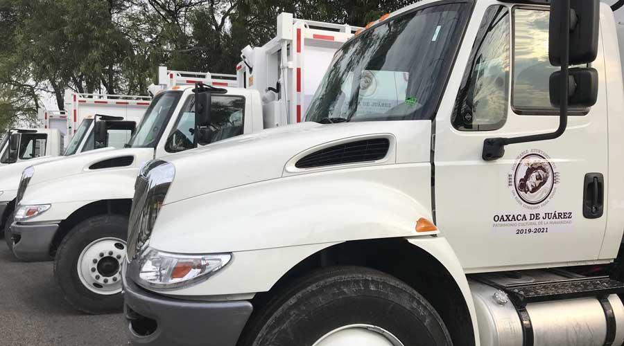 Con camiones rentados pretende solucionar el problema de la basura en Oaxaca | El Imparcial de Oaxaca