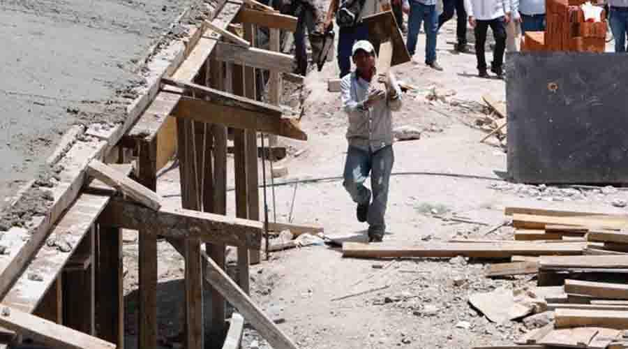 Supervisan en la Mixteca, los avances en  reconstrucción tras sismos