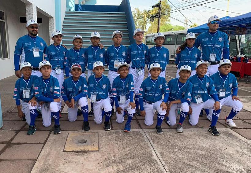 Excelente participación de Oaxaca en la Liga Telmex- Telcel