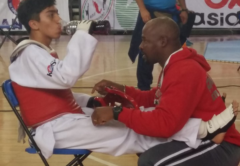 Oaxaca potencia nacional en el taekwondo