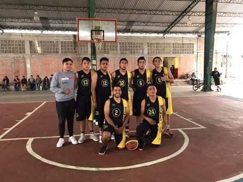 Finales de lujo en Liga Oficial Municipal de Baloncesto