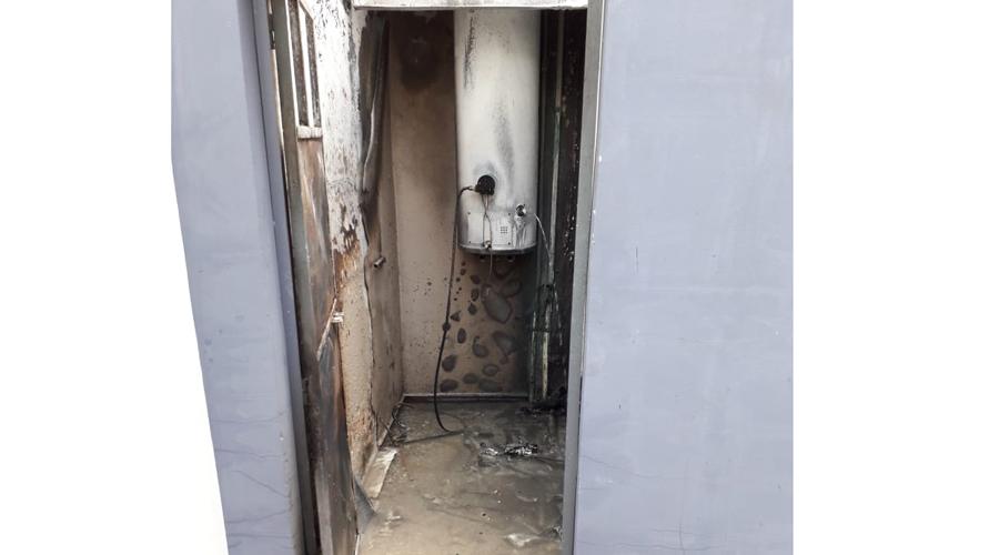 Fuga de gas causa pánico en calle del centro histórico