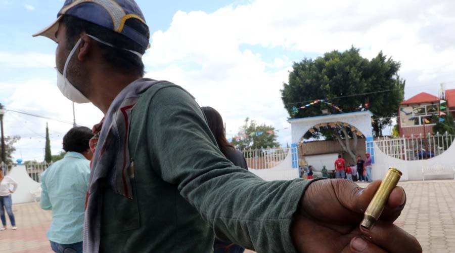 A tres años del enfrentamiento en Nochixtlán la herida aún no cierra
