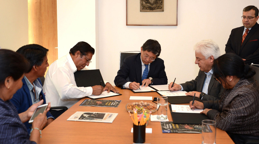 UNAM tendrá un CECAD en la región Mixe de Oaxaca | El Imparcial de Oaxaca