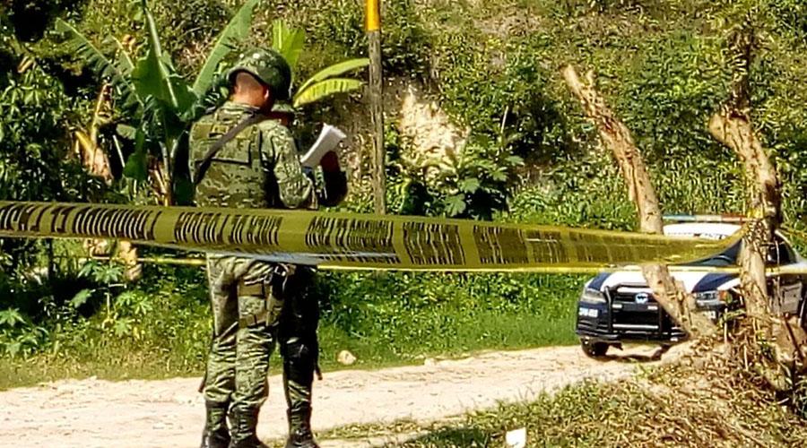 Localizan cuerpo en avanzado estado de putrefacción | El Imparcial de Oaxaca