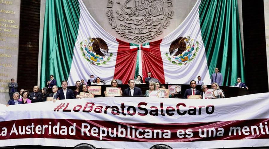 Por plan de austeridad, consumo gubernamental sufre mayor caída en seis años | El Imparcial de Oaxaca