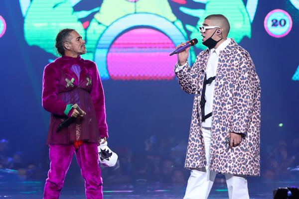 Explica Rubén Albarrán, por qué cantó con Bad Bunny en premios MTV MIAW 2019   El Imparcial de Oaxaca