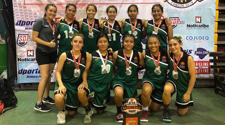 Academia Indígena campeona en Cancún