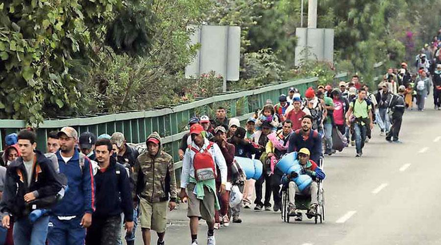 Secuestran a cuatro adultos y tres niños migrantes | El Imparcial de Oaxaca