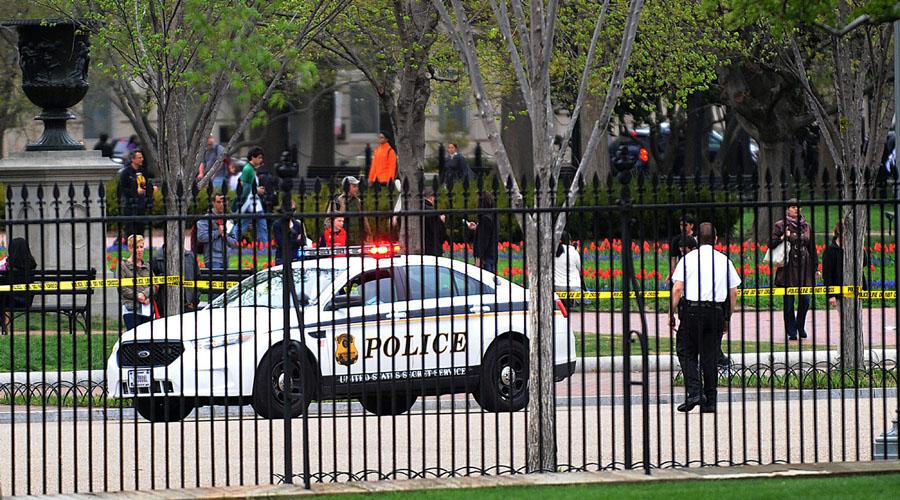 Paquete sospechoso provoca el cierre de la Casa Blanca | El Imparcial de Oaxaca