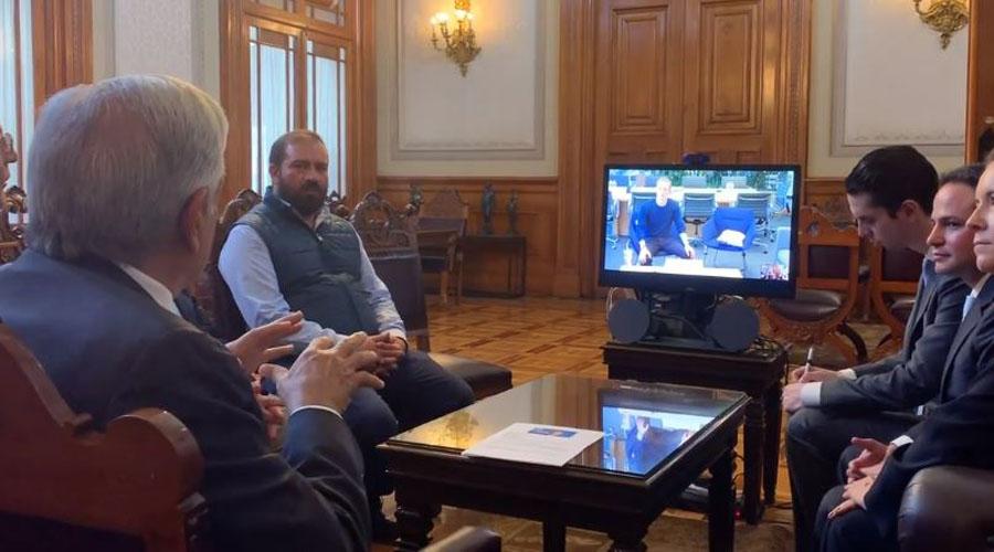 AMLO habló con Mark Zuckerberg sobre el proyecto de llevar internet a todo el país | El Imparcial de Oaxaca