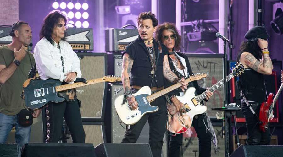 Johnny Depp lanza nuevo álbum musical | El Imparcial de Oaxaca