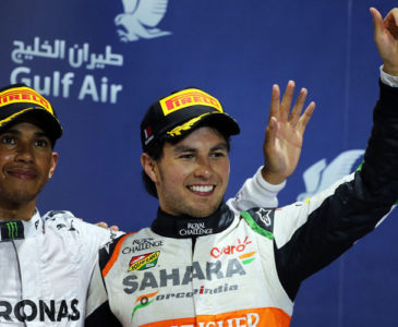 "Lewis Hamilton logra la ""pole"" en GP de Francia; ""Checo"" Pérez saldrá 14"
