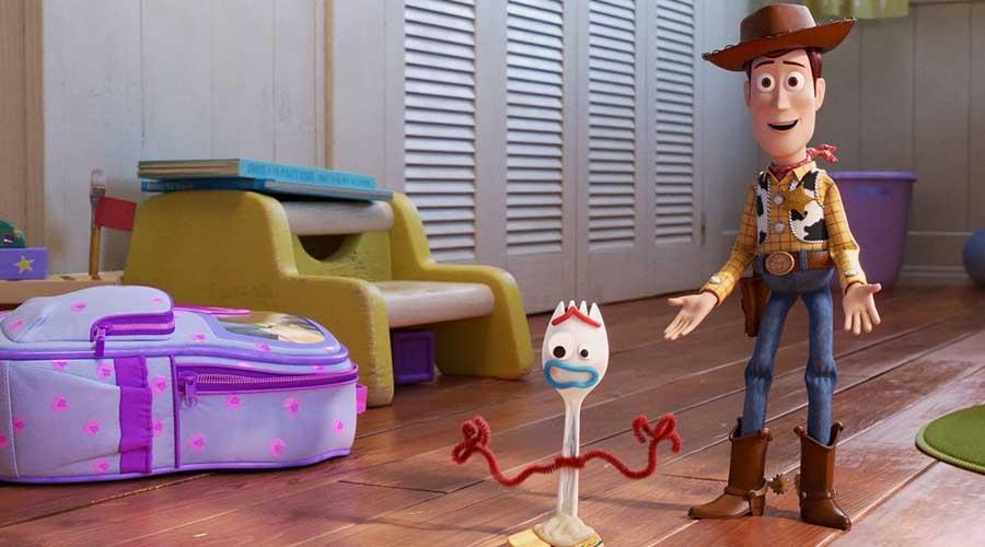 Forky de Toy Story 4 apareció antes en otra película de Pixar | El Imparcial de Oaxaca