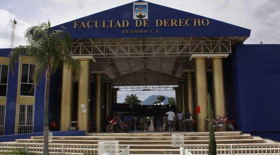 Apuesta por el diálogo director electo de la Facultad de Derecho de Oaxaca | El Imparcial de Oaxaca