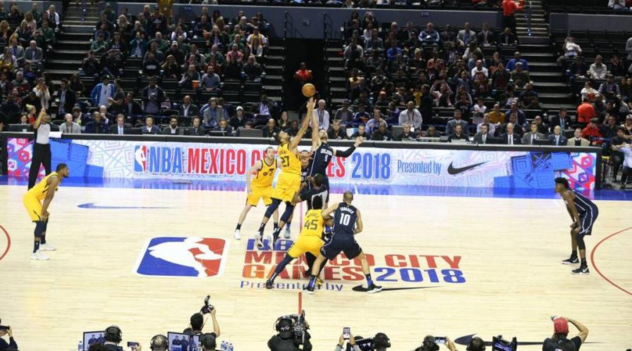 NBA en México; cuatro equipos, en dos juegos de temporada en la CDMX | El Imparcial de Oaxaca